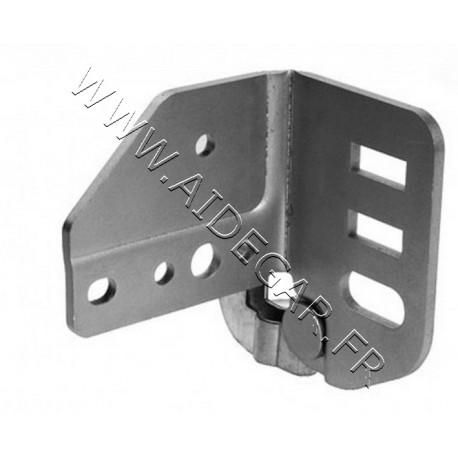 Kit accroches câbles bas ISO20 et MONOBLOC