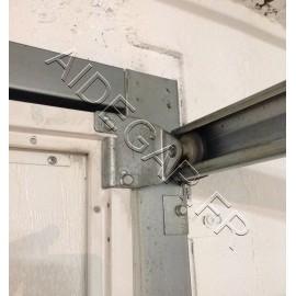 Roulettes avec supports pour portes DL et DELLISO