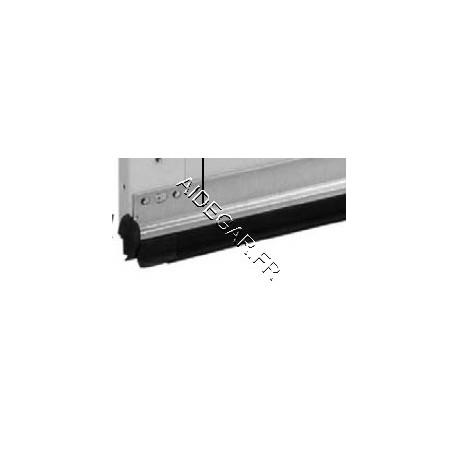 Joint bas en caoutchouc pour porte novoferm - Joint porte sectionnelle ...