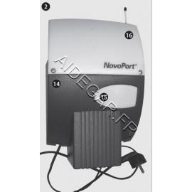 Centrale électronique Novoporte