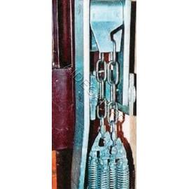 Kit chaine (1 chaine + 1 maillon) longueur 500 mm