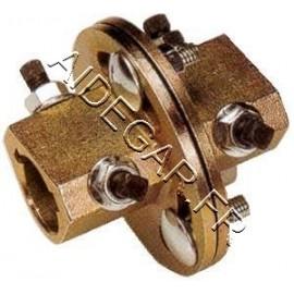 Accouplement réglable 31.75 mm