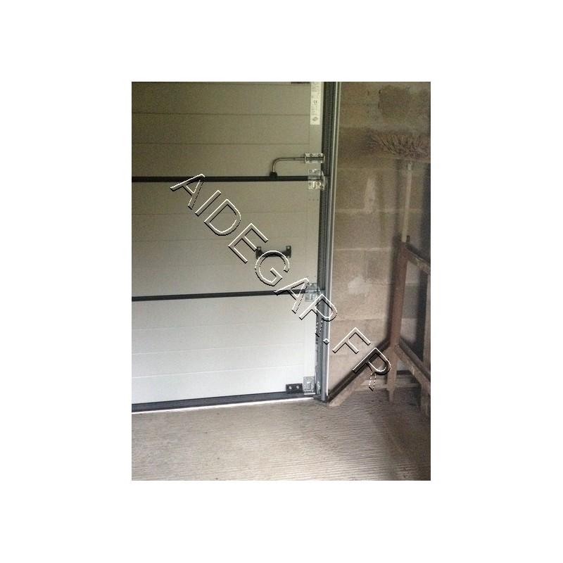 verrou lateral ressort pour porte de garage sectionelle. Black Bedroom Furniture Sets. Home Design Ideas