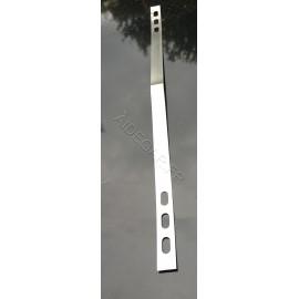 Feuillard perforé 70 cms pour porte MUGO