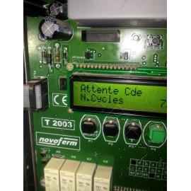 Platine de commande T2003 échange standard