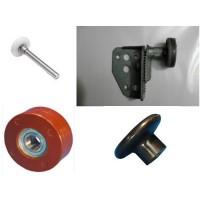 Vente en ligne d 39 accesoires pour porte de garage ressort porte de garage - Roulette pour porte de garage ...