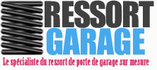 RESSORT PORTE DE GARAGE